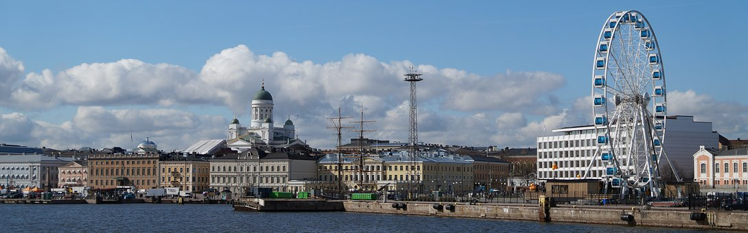 Ireland – Finland – Ireland