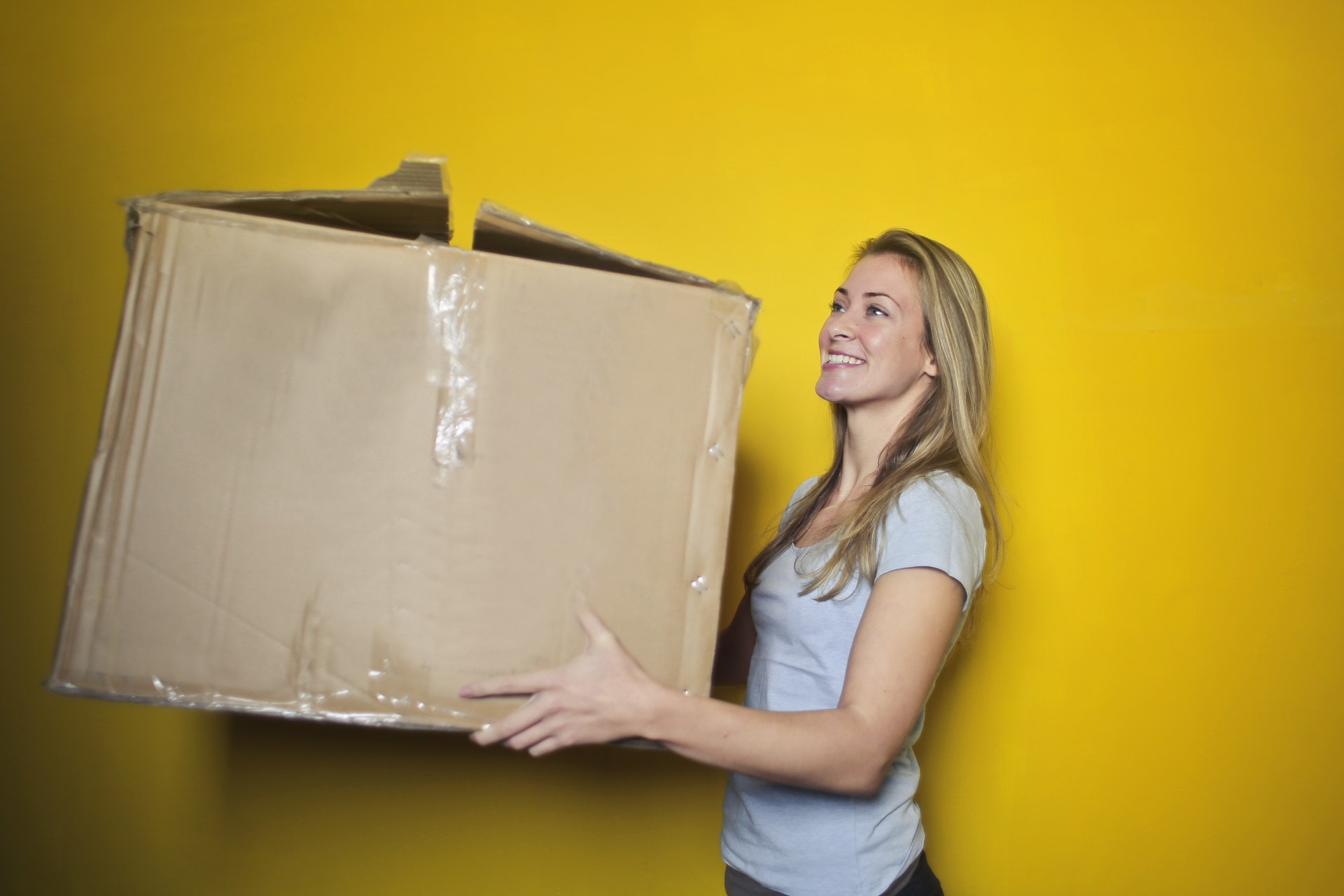 Tips for sending heavy or large items