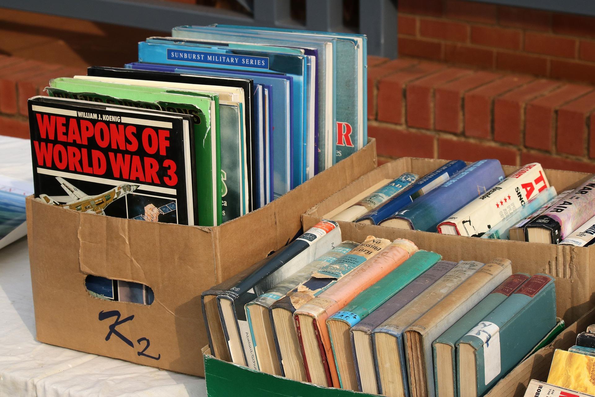 Guide for Sending Books in a Parcel